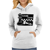 Checkmate Game Over Womens Hoodie