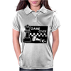 Checkmate Game Over Womens Polo