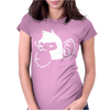 Cheeky Chimp Womens Fitted T-Shirt