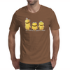 Cheeky Minions Iron on T shirt Transfer,bibs,bags and Cushions Mens T-Shirt