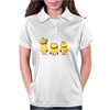 Cheeky Minions Iron on T shirt Transfer,bibs,bags and Cushions Womens Polo