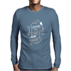 Cheers To A Happy New Year Mens Long Sleeve T-Shirt