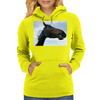 Cheezy Grins Womens Hoodie
