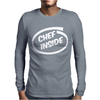 CHEF COOK funny NEW Mens Long Sleeve T-Shirt