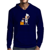 Chef Curry Widda Pot Boi! Mens Hoodie