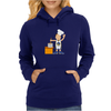 Chef Curry Widda Pot Boi! Womens Hoodie