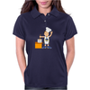 Chef Curry Widda Pot Boi! Womens Polo