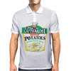 Chef Gattoardee Scoopski Potatoes In Gatto Potato Sauce Mens Polo
