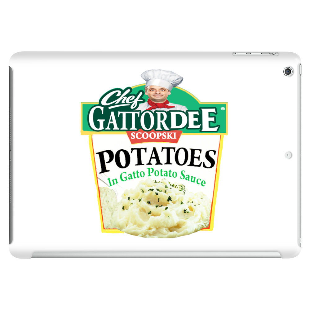 Chef Gattordee Scoopski Potatoes Tablet