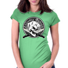 Chef Skull 1: Culinary Genius Womens Fitted T-Shirt