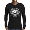 Chef Skull 1.0: Culinary Genius Mens Long Sleeve T-Shirt