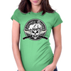 Chef Skull 2: Culinary Genius Womens Fitted T-Shirt