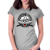 Chef Skull 2.1: Culinary Genius Womens Fitted T-Shirt