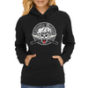 Chef Skull 2.1: Culinary Genius Womens Hoodie
