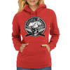 Chef Skull 3: Culinary Genius Womens Hoodie