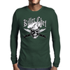 Chef Skull 3: Killer Chef Mens Long Sleeve T-Shirt