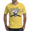 Chef Skull 4: Killer Chef Mens T-Shirt