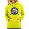 Chef Skull 5: Culinary Genius Womens Hoodie