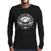 Chef Skull 6: Culinary Genius Mens Long Sleeve T-Shirt