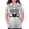 Chef Skull 6: Killer Chef Womens Polo
