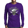 Chef Skull 8: Killer Chef Mens Long Sleeve T-Shirt