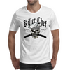 Chef Skull 8: Killer Chef Mens T-Shirt