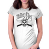 Chef Skull: Killer Chef 2 Womens Fitted T-Shirt