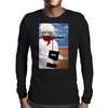 CHEFIN KITCHEN Mens Long Sleeve T-Shirt
