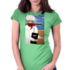 CHEFIN KITCHEN Womens Fitted T-Shirt