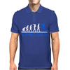 CHELSEA evolution sports football funny Mens Polo