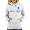 CHELSEA evolution sports football funny Womens Hoodie