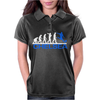 CHELSEA evolution sports football funny Womens Polo