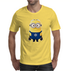 CHELSEA MINIONS Movie Despicable Me Football Funny Mens T-Shirt
