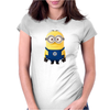CHELSEA MINIONS Movie Despicable Me Football Funny Womens Fitted T-Shirt
