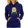 CHELSEA MINIONS Movie Despicable Me Football Funny Womens Hoodie