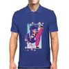 Cherry Blossom Girl Mens Polo