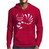 Cheshire Cat Alice In Wonderland Funny Mens Hoodie