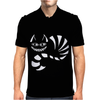 Cheshire Cat Alice In Wonderland Funny Mens Polo