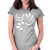 Cheshire Cat Alice In Wonderland Funny Womens Fitted T-Shirt