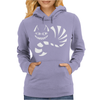 Cheshire Cat Alice In Wonderland Funny Womens Hoodie