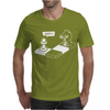 Chess Capture The Pawn Mens T-Shirt