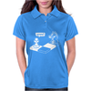 Chess Capture The Pawn Womens Polo