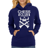 Chess Club Womens Hoodie