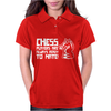 Chess Players Are Always Ready To Mate Womens Polo