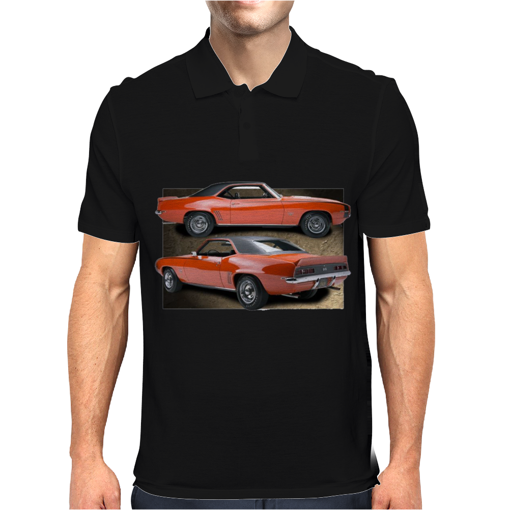 Chevy Camaro SS, Ideal Birthday Gift Or Present Mens Polo