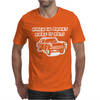 CHEVY GASSER RAT ROD Mens T-Shirt