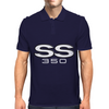 Chevy SS350 emblem Mens Polo
