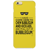 Chew Bubblegum And Kick Ass Phone Case