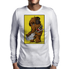 Chewbacca loves his Rebel Bass Mens Long Sleeve T-Shirt