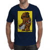 Chewbacca loves his Rebel Bass Mens T-Shirt